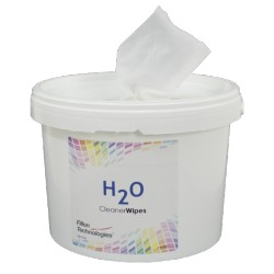 Pack of 100* cleaner wipes